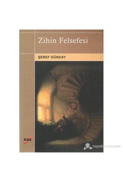 Zihin Felsefesi - Şeref Günday