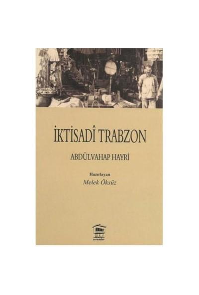 İktisadi Trabzon
