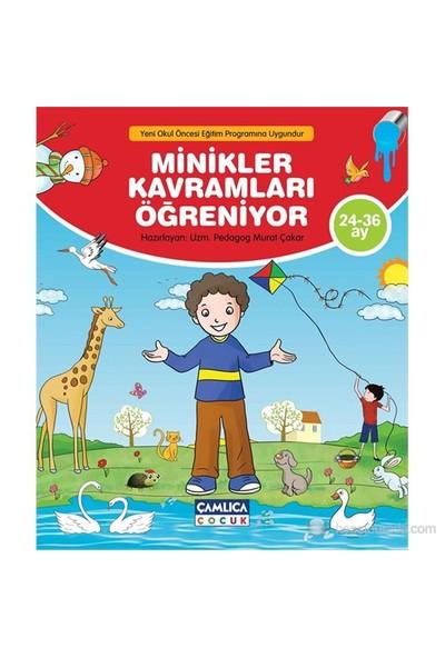 Minikler Kavramları Öğreniyor - Murat Çakar