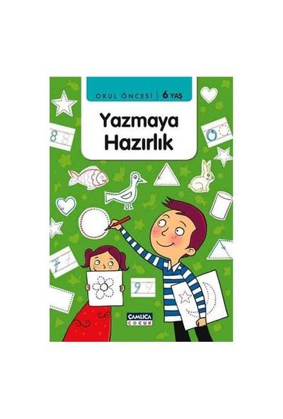Okul Öncesi İçin Yazmaya Hazirlik - Bilal Gezer