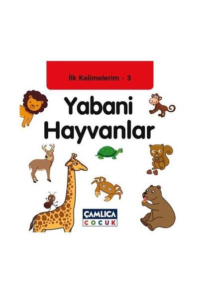 İlk Kelimelerim-3 Yabani Hayvanlar - Bilal Gezer