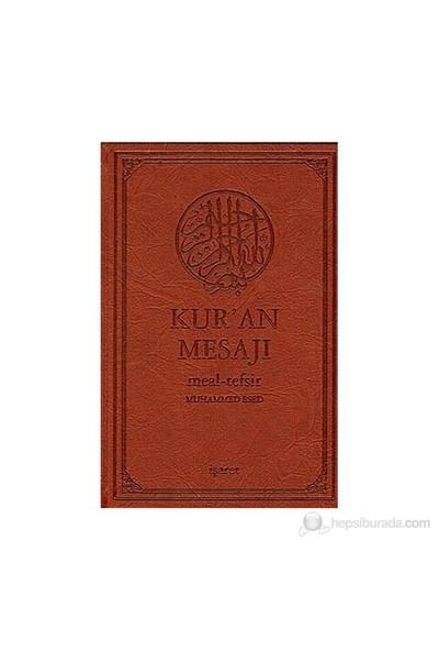 Kur'an Mesajı Meal Tefsir (Büyük Boy) - Muhammed Esed