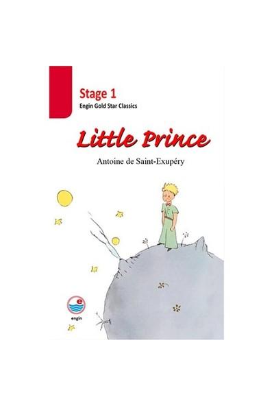 Little Prince (Stage 1)-Antoine De Saint-Exupery