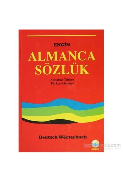 Almanca Sözlük (Büyük Boy)-Kolektif
