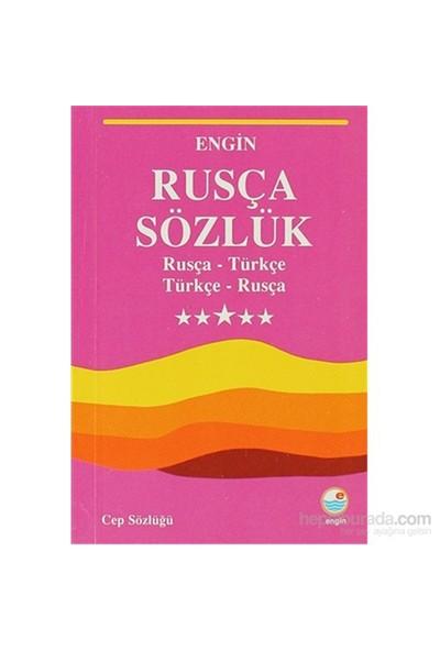 Rusça Sözlük (Cep Sözlüğü) Rusça - Türkçe / Türkçe - Rusça-Kolektif