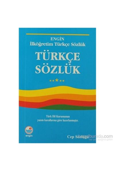İlköğretim Türkçe Sözlük (Cep Sözlüğü)-Cahit Kavcar