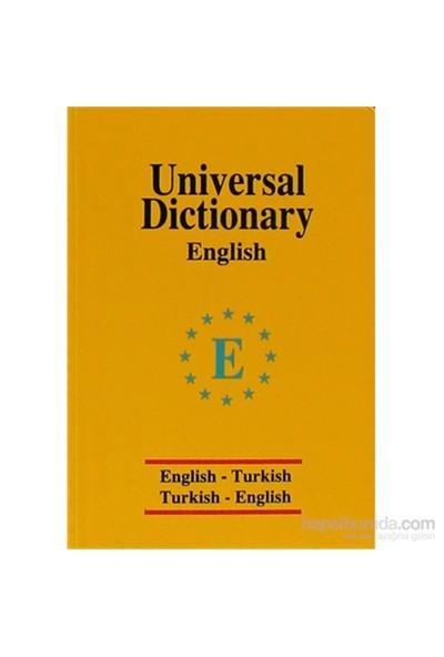 Universal Dictionary English - Turkish / Turkish - English-Kolektif