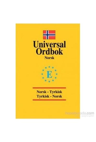 Norveççe-Türkçe Üniversal Cep Sözlük Plastik Kapak-Kolektif