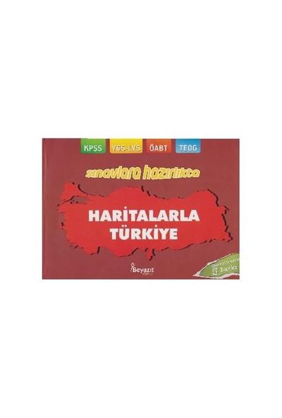 Haritalarla Türkiye (Açıklamasız)-Ahmet Karakılıç