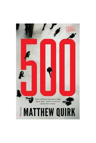 500-Matthew Quirk
