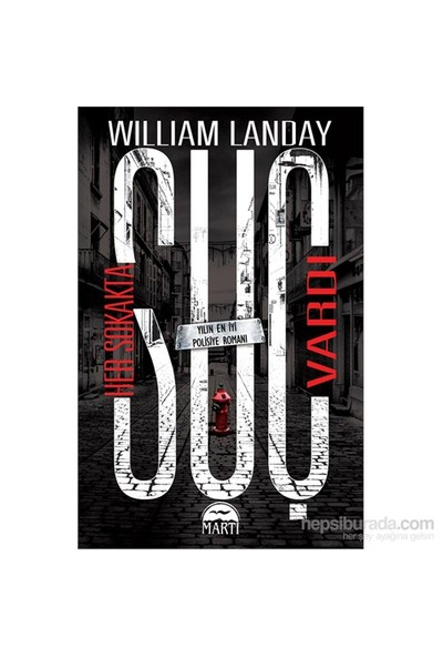 Her Sokakta Suç Vardı-William Landay