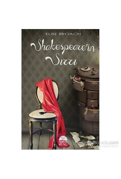 Shakespeare'İn Sırrı-Elise Broach