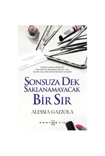 Sonsuza Dek Saklanamayacak Bir Sır-Alessia Gazzola