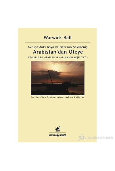 Arabistan'Dan Öteye-Warwick Ball