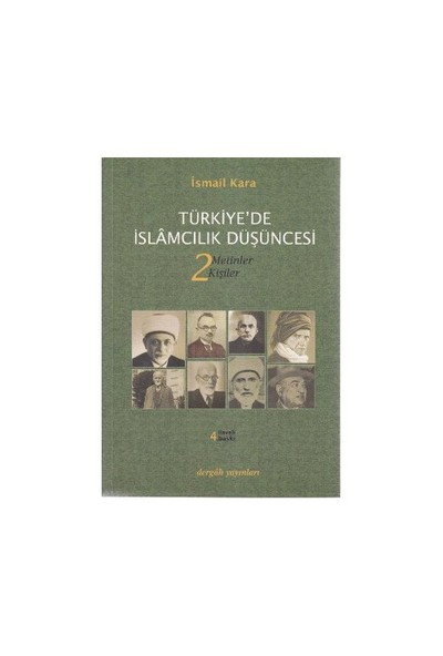 Türkiye'De İslamcılık Düşüncesi 2-Kolektif