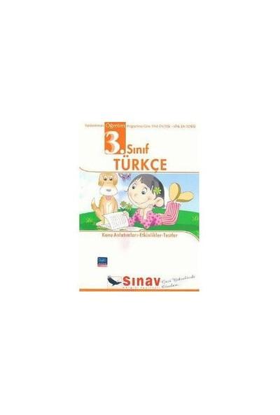 Sınav 3. Sınıf Türkçe