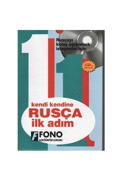 Fono Rusça İlk Adım 1 Cd'li - Galina Stoletnaya