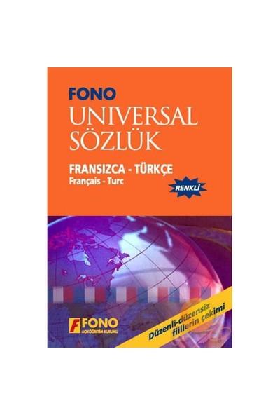 FONO FRANSIZCA/TÜRKÇE ÜNİVERSAL SÖZLÜK