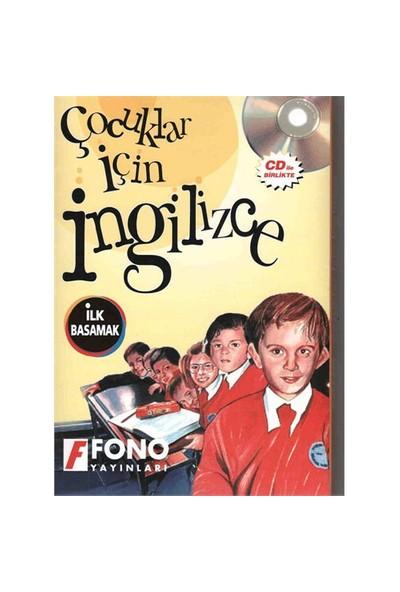 Çocuklar İçin İngilizce İlk Basamak Cd'li