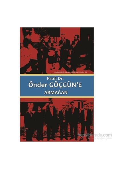 Önder Göçgün'E Armağan (1-2 Cilt Takım)-Metin Türktaş