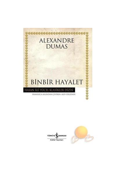 Binbir Hayalet-Alexandre Dumas