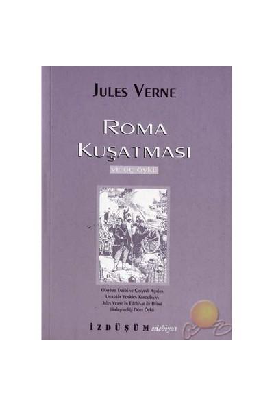 Roma Kuşatması-Jules Verne
