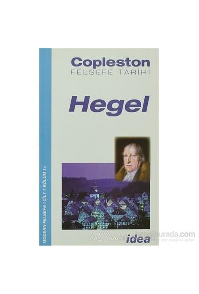 Felsefe Tarihi Hegel Cilt 7-Frederick Copleston