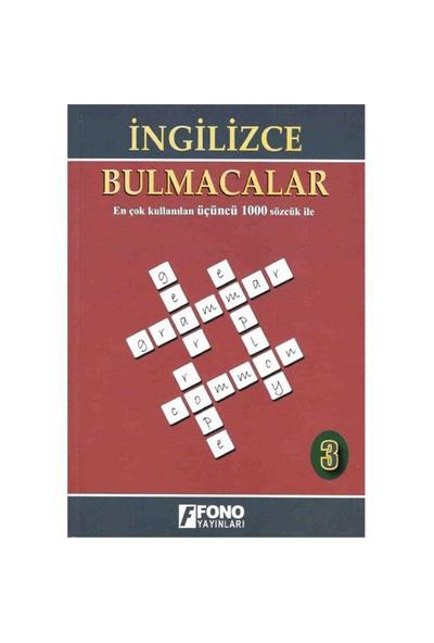 İngilizce Bulmacalar 3. Kitap (En Çok Kullanılan İkinci 1000 - Şule Meriç