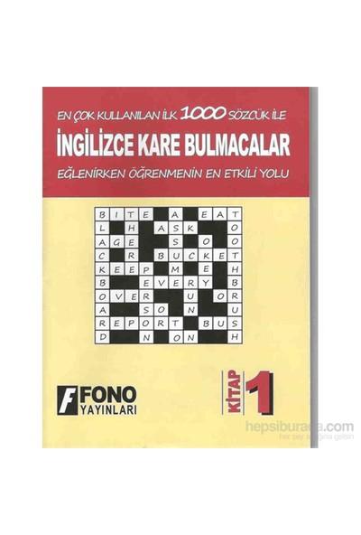 İngilizce Kare Bulmacalar 1-Kolektif