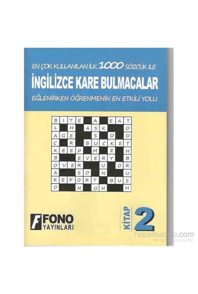 İngilizce Kare Bulmacalar 2-Kolektif
