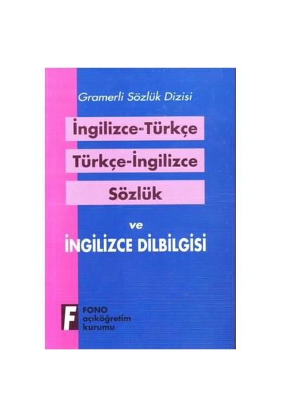Fono İngilizce - Türkçe / Türkçe - İngilizce Sözlük Ve İngilizce Dilbilgisi