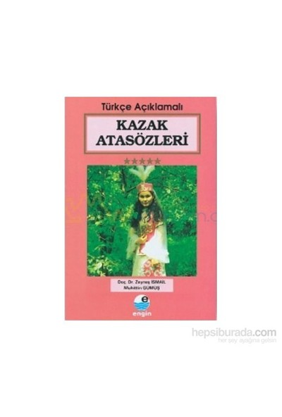 Kazak Atasözleri-Muhittin Gümüş
