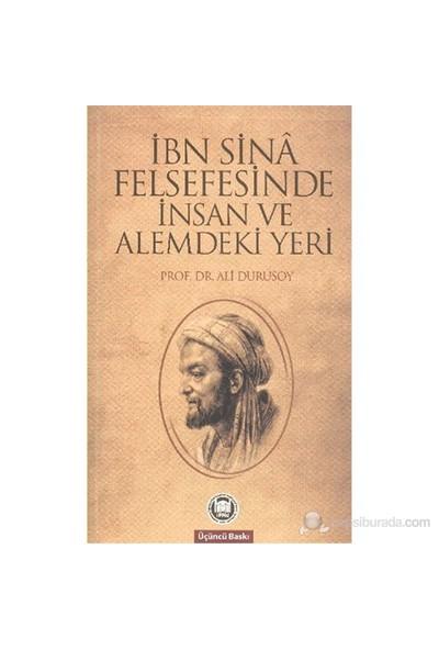 İbn Sina Felsefesinde İnsan Ve Alemdeki Yeri-Ali Durusoy