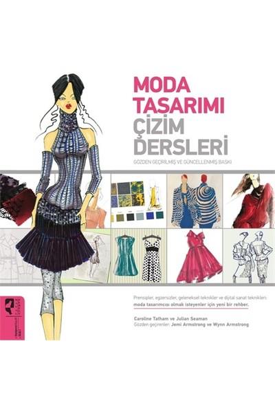 Moda Tasarımı Çizim Dersleri - Julian Seaman
