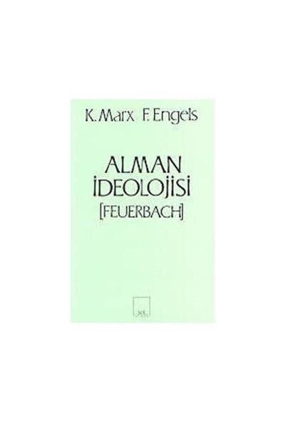 Alman İdeolojisi (Feuerbach)-Karl Marx