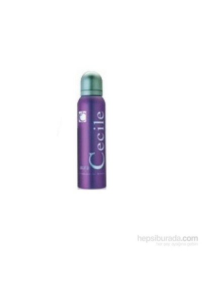 Cecile Aura 150 Ml Kadın Deodorant