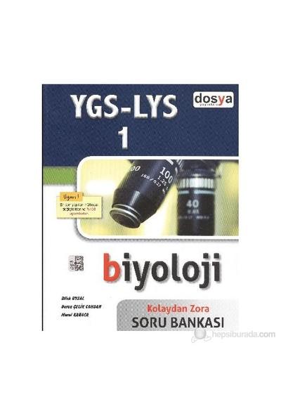 Dosya Ygs-Lys 1 Biyoloji Kolaydan Zora Soru Bankası