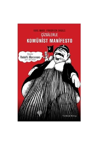 Çizgilerle Komünist Manifesto - Karl Marx