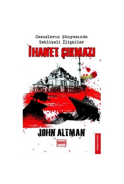 İhanet Çıkmazı-John Altman