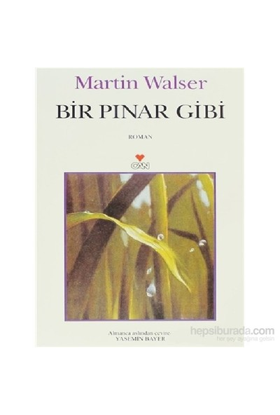 Bir Pınar Gibi-Martin Walser