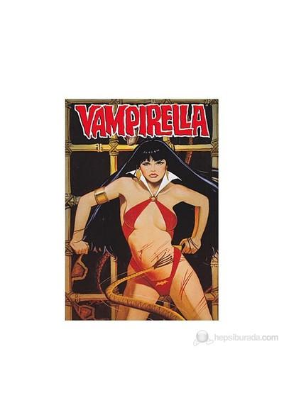 Vampirella Kan Günceleri 1 / 3. Versiyon (Kan Günceleri)-Forrest J. Ackerman