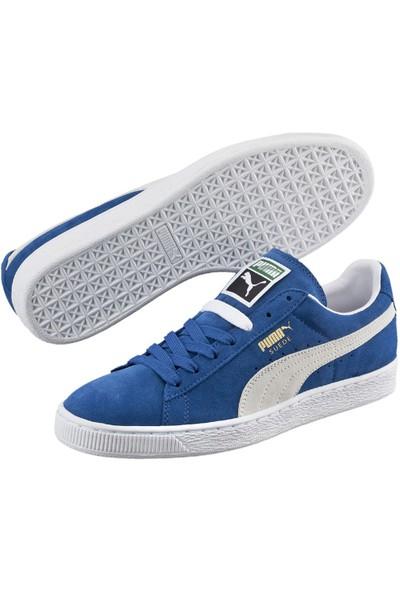 Puma Suede Classic Unisex Mavi Spor Ayakkabı (352634-64)