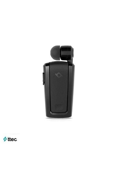 Ttec Makaron Mini Makaralı Bluetooth Kulaklık Siyah - 2KM101S