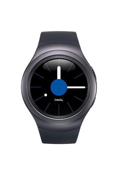 Samsung Galaxy Gear S2 Akıllı Saat (Android ve iPhone Uyumlu) - Siyah SM-R7200ZKATUR (Samsung Türkiye Garantili)