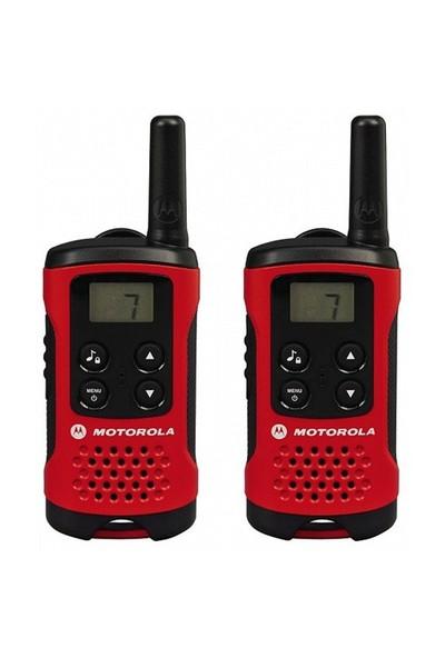 Motorola TLKR-T40 Pmr El Telsizi ( 2 Li Paket )