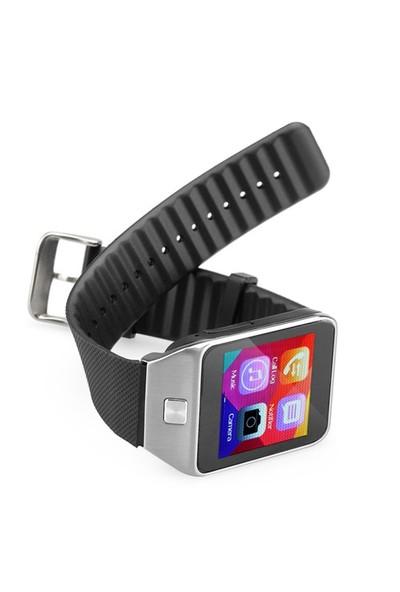Appscomm P8 Pro Akıllı Saat Gümüş