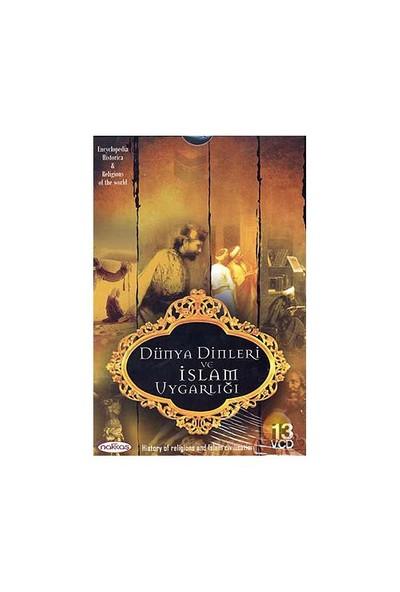 Dünya Dinleri ve İslam Uygarlığı (13 VCD) ( VCD )