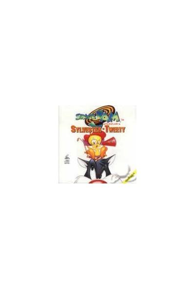 Sylvester ve Tweety (Space Jam Yıldızları) ( VCD )