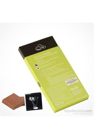 ChocChic Bir Tanesin Temalı Konuşan Çikolata