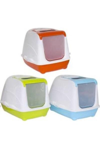 Moderna Flip Kapalı Tuvalet Kabı 50 Cm
